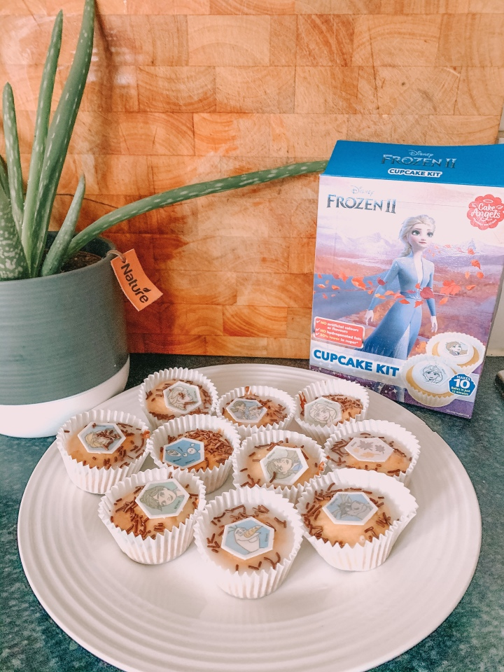 Why To Use Package Mix When Baking With AToddler