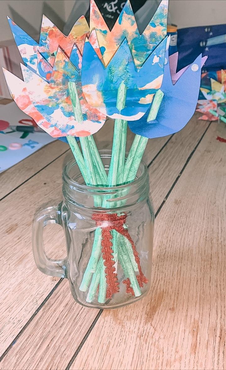 5 Free Or Low Cost Ways To Make A Mother's Day ToRemeber