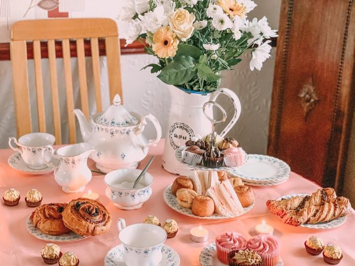 DIY Afternoon Tea