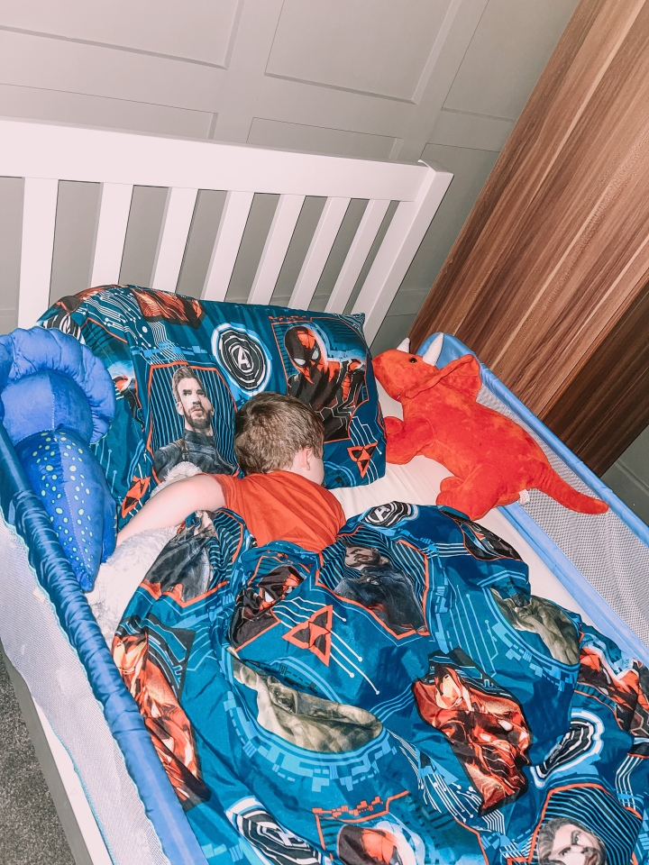 How To Transition Your Toddler From A Cot To A BigBed
