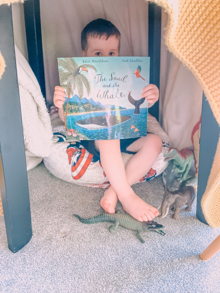 Why Reading To Your Child Is SoImportant